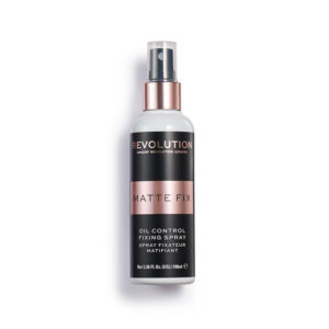 Makeup Revolution Pro Fix Oil Control Fixing Spray