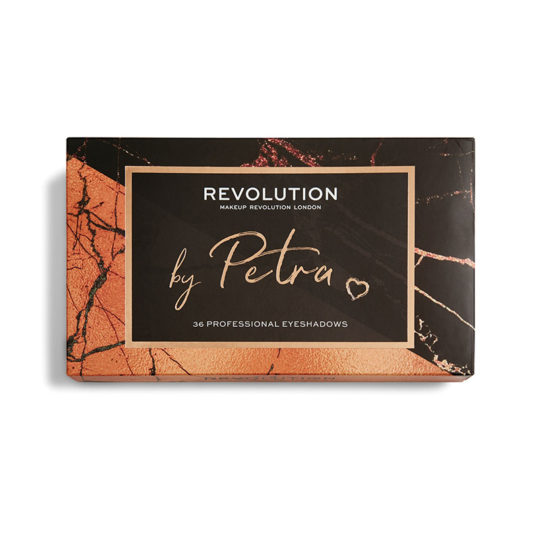 Makeup Revolution x Petra Eyeshadow Palette