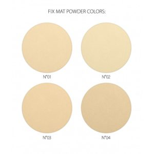 Revers Fix Matt Pressed Powder All In One
