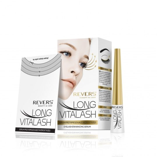 Revers Long Vitalash Eyelash Enhanching Serum