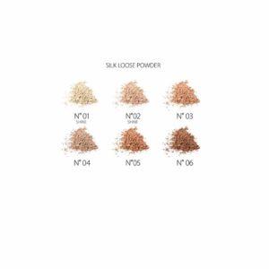 Revers Silk Touch Bronzing Ilumination Loose Powder