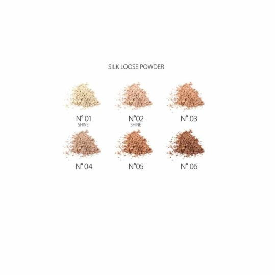 Revers Silk Touch Bronzing Ilumination Loose Powder