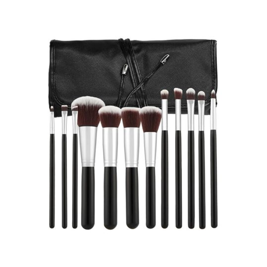 Tools For Beauty Kabuki 12pcs Brush Set