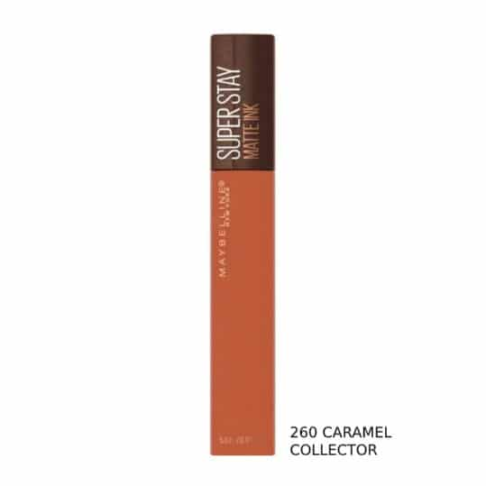 Maybelline Superstay Matte Ink Liquid Lipstick 265 Caramel Collector