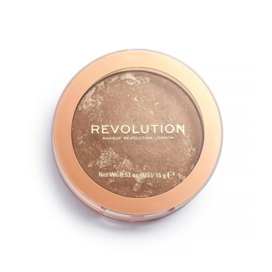 Makeup revolution bronzer take a vacation