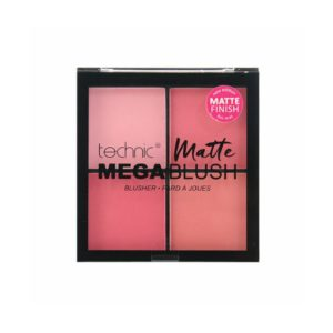 Παλέτα Ρουζ Technic Matte Mega Blush