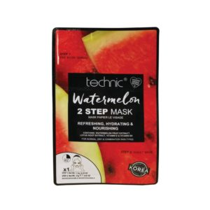 Μάσκα προσώπου Technic Watermelon 2 Step Mask
