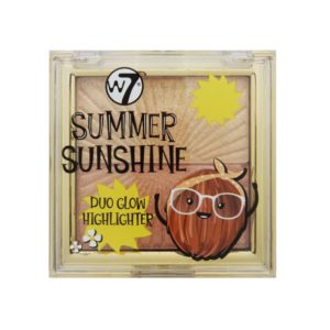 W7 Summer Sunshine Duo Glow Highlighter