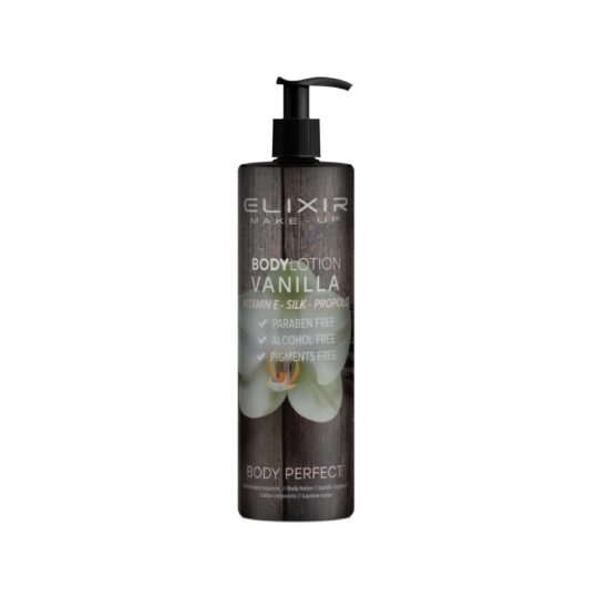 Elixir Vanilla Body Lotion 200ml