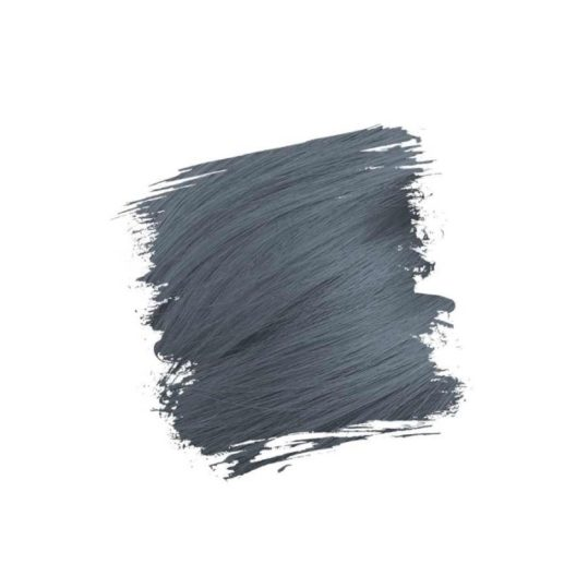 Ημιμόμινη βαφή μαλλιών Crazy Color Graphite