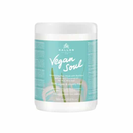 Kallos Vegan Soul Volumizing Hair Mask 1000ml