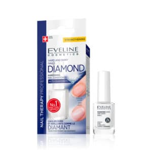 Θεραπεία Νυχιών Eveline Nail Therapy Diamond Power & Shine