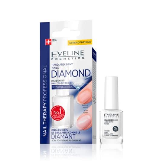 Θεραπεία Νυχιών Eveline Nail Therapy Diamond Power & Shine