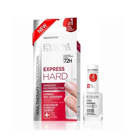 Θεραπεία Νυχιών Eveline Nail Therapy Express Nail Hardener