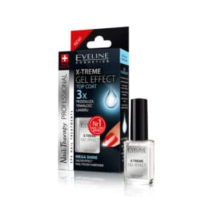 Θεραπεία Νυχιών Eveline Nail Therapy X-Treme Gel Effect