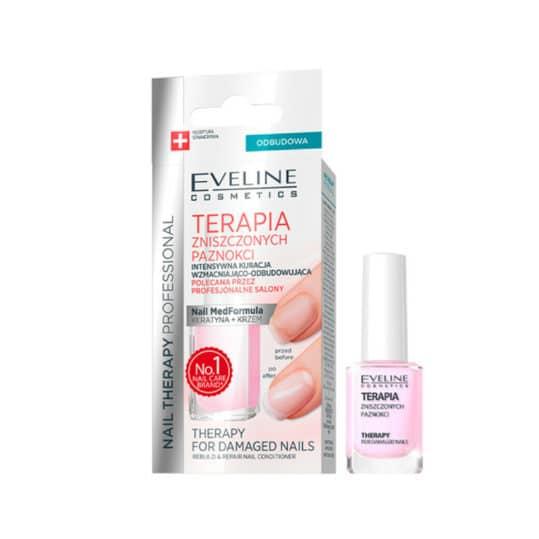 Θεραπεία Νυχιών Eveline Nail Therapy Rebuild & Repair