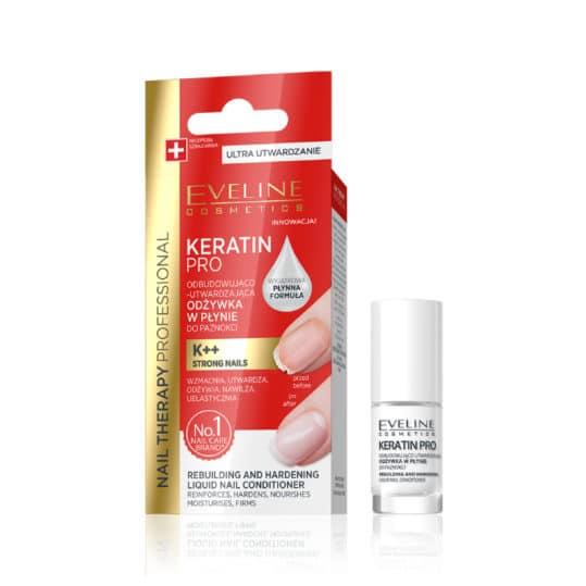 Θεραπεία Νυχιών Eveline Nail Therapy Keratin Pro