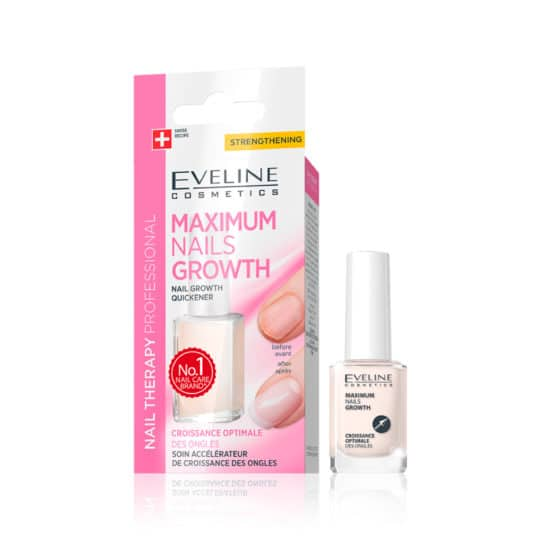 Θεραπεία Νυχιών Eveline Nail Therapy Maximum Nails Growth