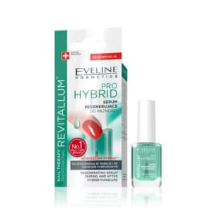 Θεραπεία Νυχιών Eveline Nail Therapy Pro Hybrid Serum