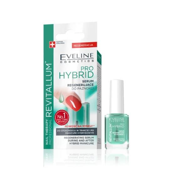 Θεραπεία Νυχιών Eveline Nail Therapy Pro Hybrid Serum