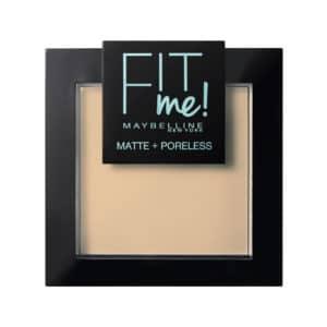 Maybelline Fit me Matte + Poreless Pressed Powder