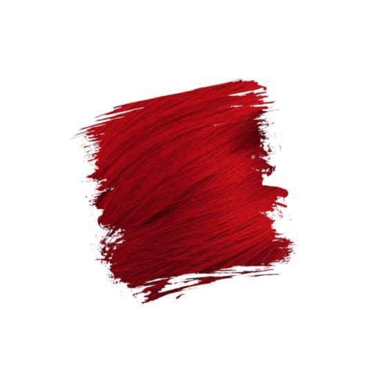 Crazy Color Ημιμόνιμη Κρέμα-Βαφή Μαλλιών Fire 100ml