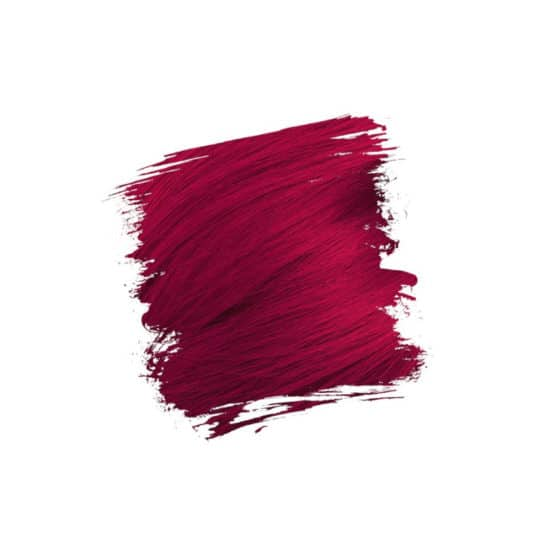 Crazy Color Ημιμόνιμη Κρέμα-Βαφή Μαλλιών Ruby Rouge 100ml