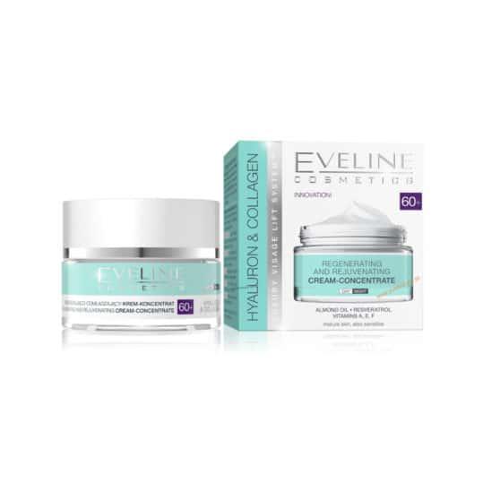 Eveline Hyaluron Collagen Anti-Wrinkle & Moisturizing 60+
