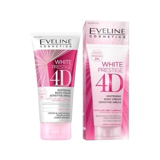Eveline White Prestige 4D Whitening Body Cream