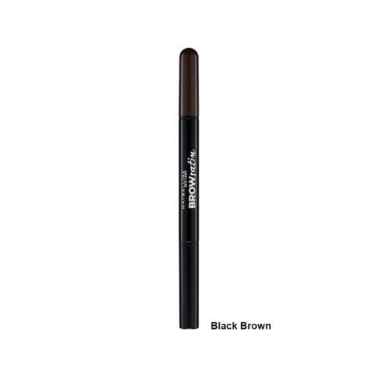 Maybelline Brow Satin Eyebrow Pencil Duo 025 Brunette