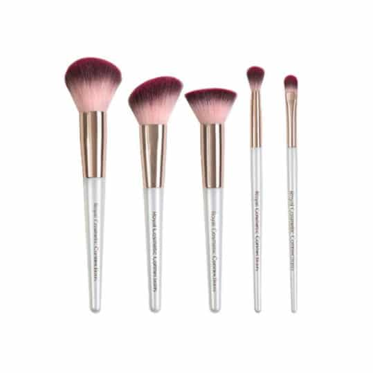 Royal Flawless In Five Makeup Brush Set