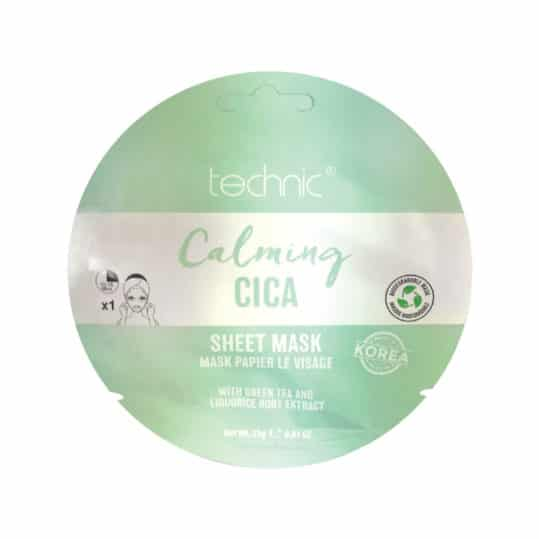 Μάσκα Προσώπου Technic Calming Cica Sheet Mask