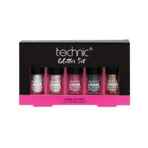 Technic Loose Glitters Gift Set