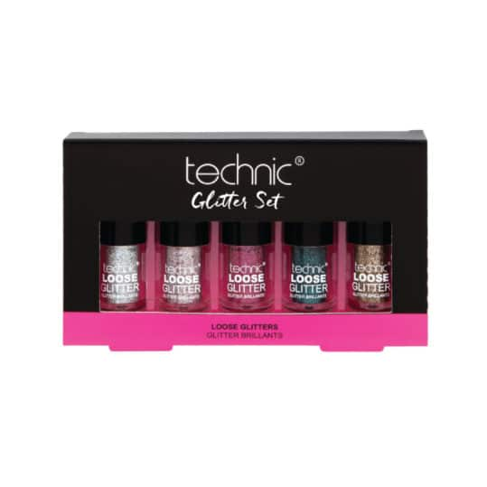 Technic Loose Glitters Gift Set