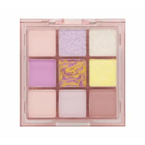 W7 Soft Hues Rose Quartz Pressed Pigment Palette