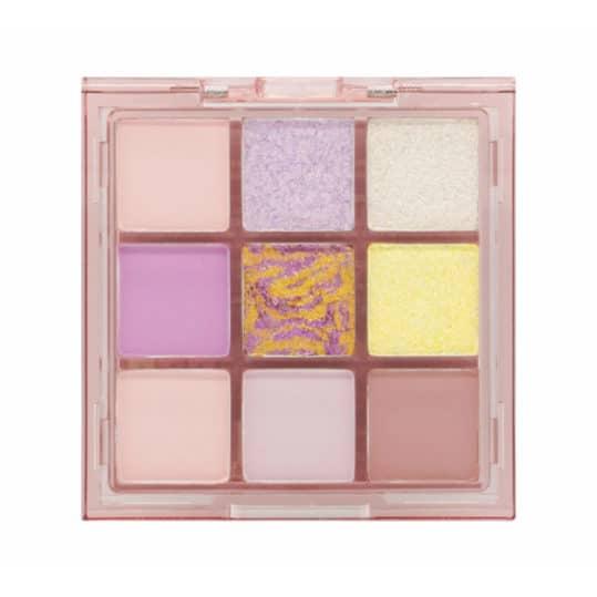 W7 Soft Hues Rose Quartz Pressed Pigment Palette