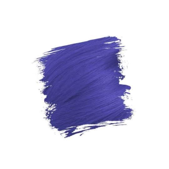 Crazy Color Ημιμόνιμη Κρέμα-Βαφή Μαλλιών Capri Blue 100ml