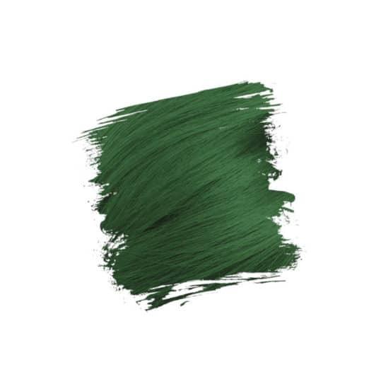 Crazy Color Ημιμόνιμη Κρέμα-Βαφή Μαλλιών Pine Green 100ml