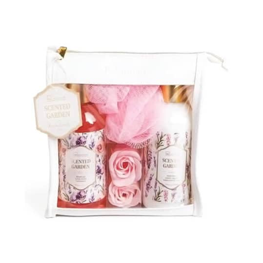 IDC Scented Garden Rose & Lavender Bag Gift Set