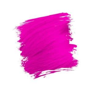 Crazy Color Ημιμόνιμη Κρέμα-Βαφή Μαλλιών Rebel UV 100ml
