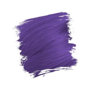 Crazy Color Ημιμόνιμη Κρέμα-Βαφή Μαλλιών Violette 100ml