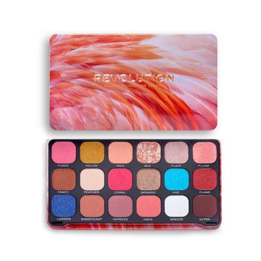Makeup Revolution Forever Flawless Flamboyance Flamingo