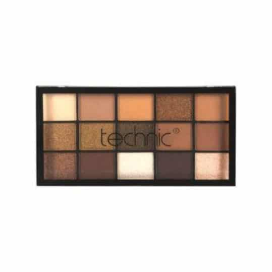 Technic Boujee Pressed Pigment Palette