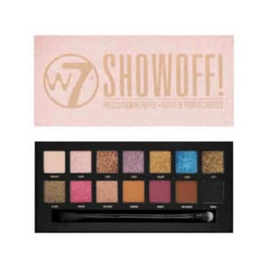 W7 Show Off Pressed Pigment Palette