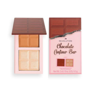I Heart Revolution Chocolate Contour Palette Light