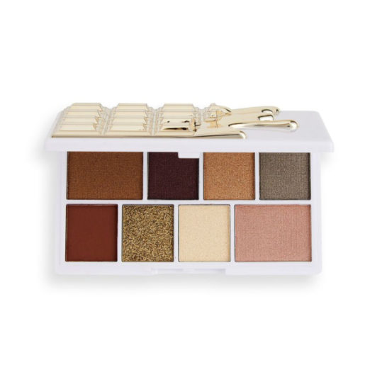 I Heart Revolution White Gold Mini Chocolate Palette