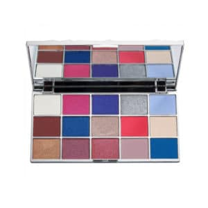 Makeup Revolution Glass Mirror Eyeshadow Palette