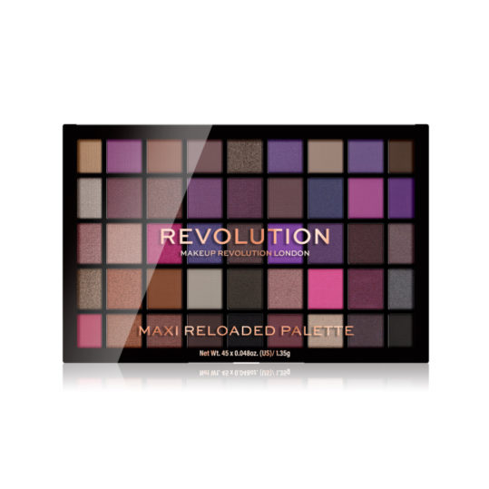 Makeup Revolution Maxi Reloaded Palette Baby Grand