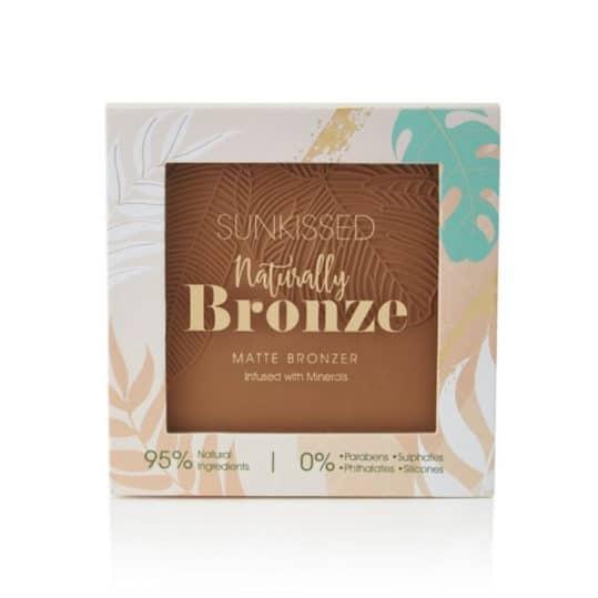 Sunkissed Naturally Bronze Matte Bronzer