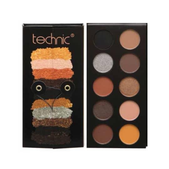 Technic Neutrals Eyeshadow Palette